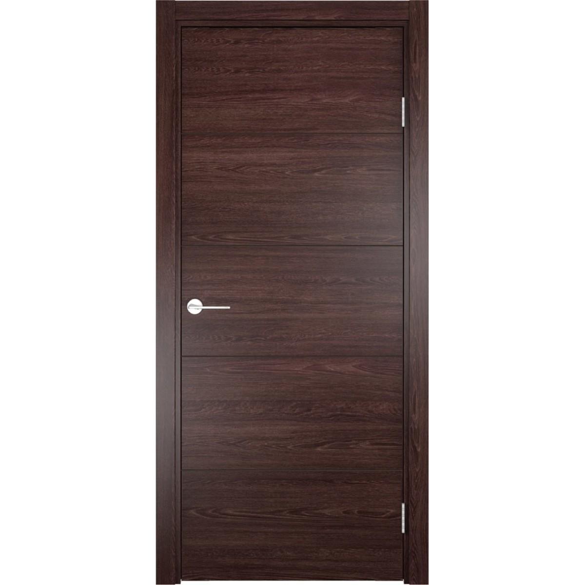 Дверное полотно Verda Горизонт МП_0266 2000х900х40 мм МДФ