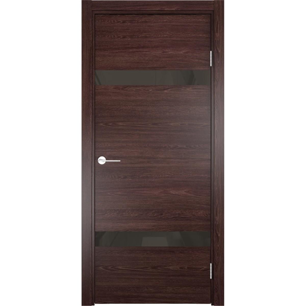 Дверное полотно Verda Горизонт МП_0270 2000х900х40 мм МДФ