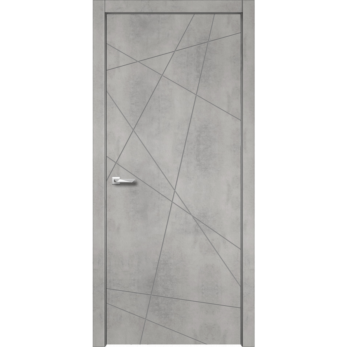 Дверное полотно Loyard Севилья МП_0365 2000х900х44 мм МДФ