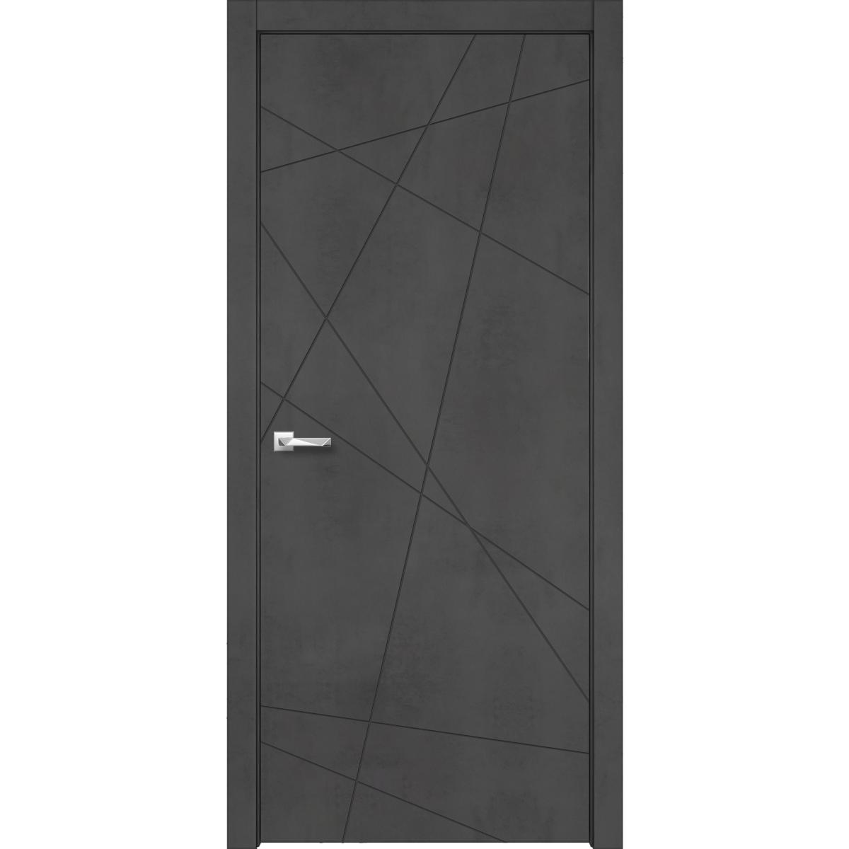 Дверное полотно Loyard Севилья МП_0373 2000х600х44 мм МДФ