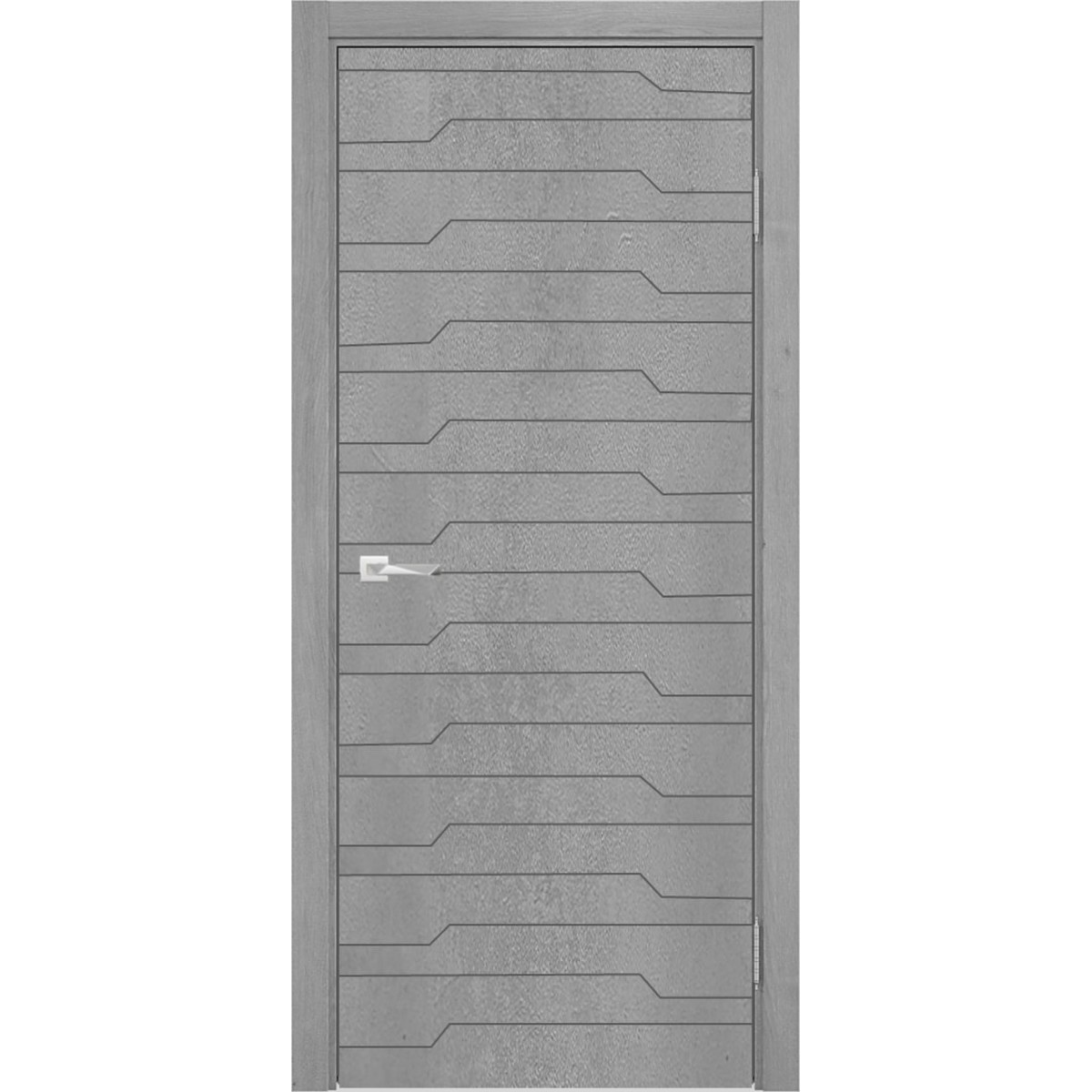 Дверное полотно Loyard Севилья МП_0386 2000х800х44 мм МДФ