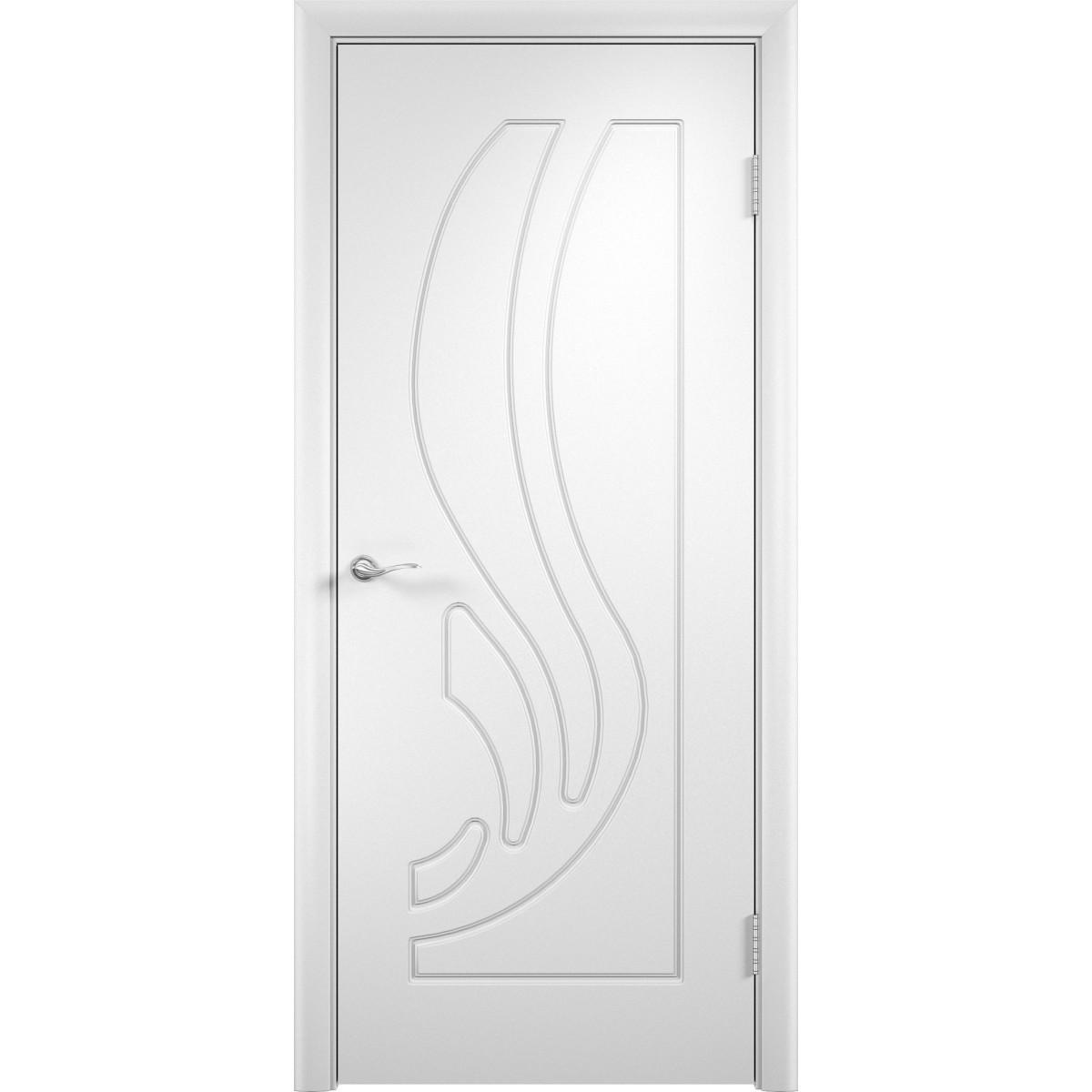 Дверное полотно Verda Лиана МП_0401 2000х700х40 мм МДФ