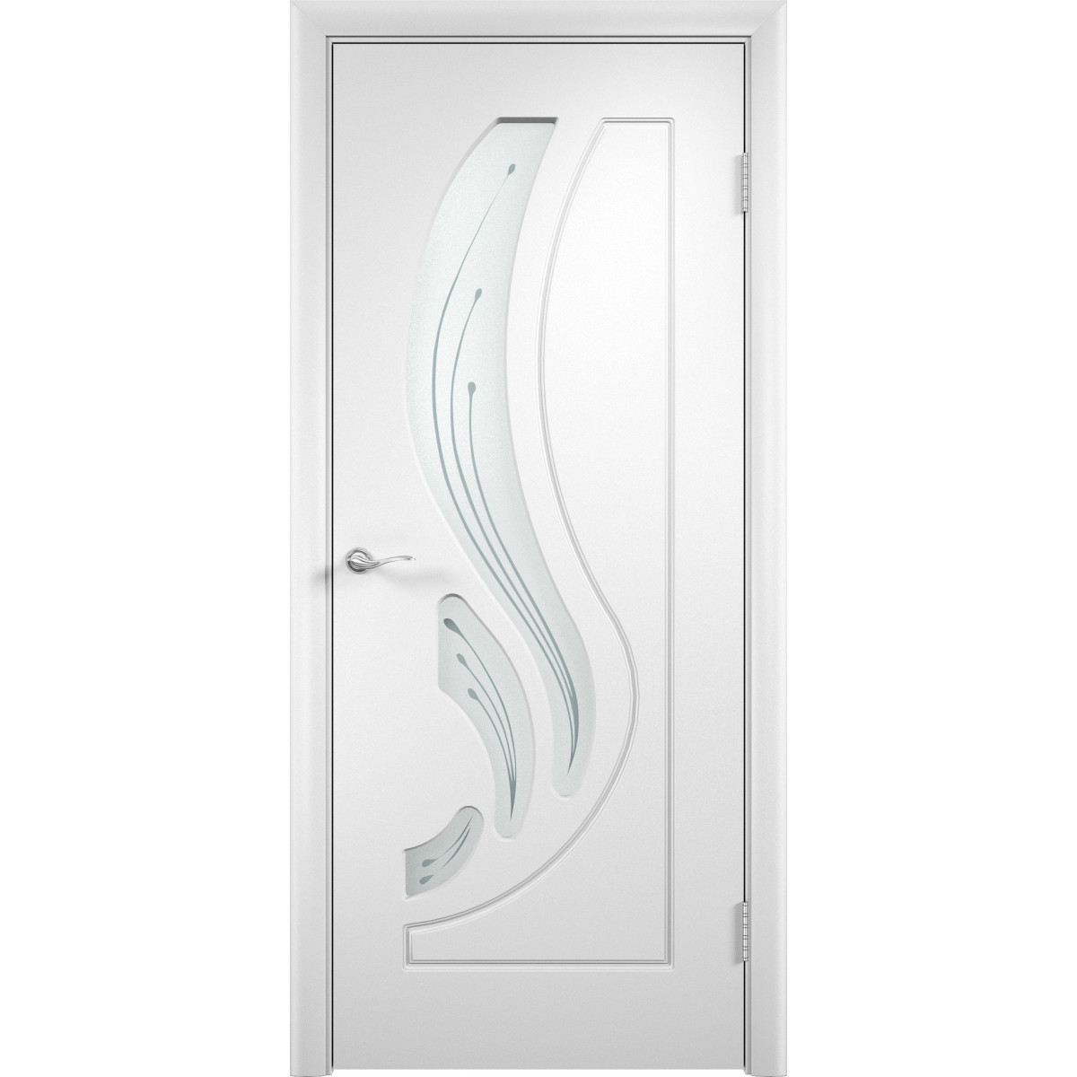 Дверное полотно Verda Лиана МП_0405 2000х700х40 мм МДФ