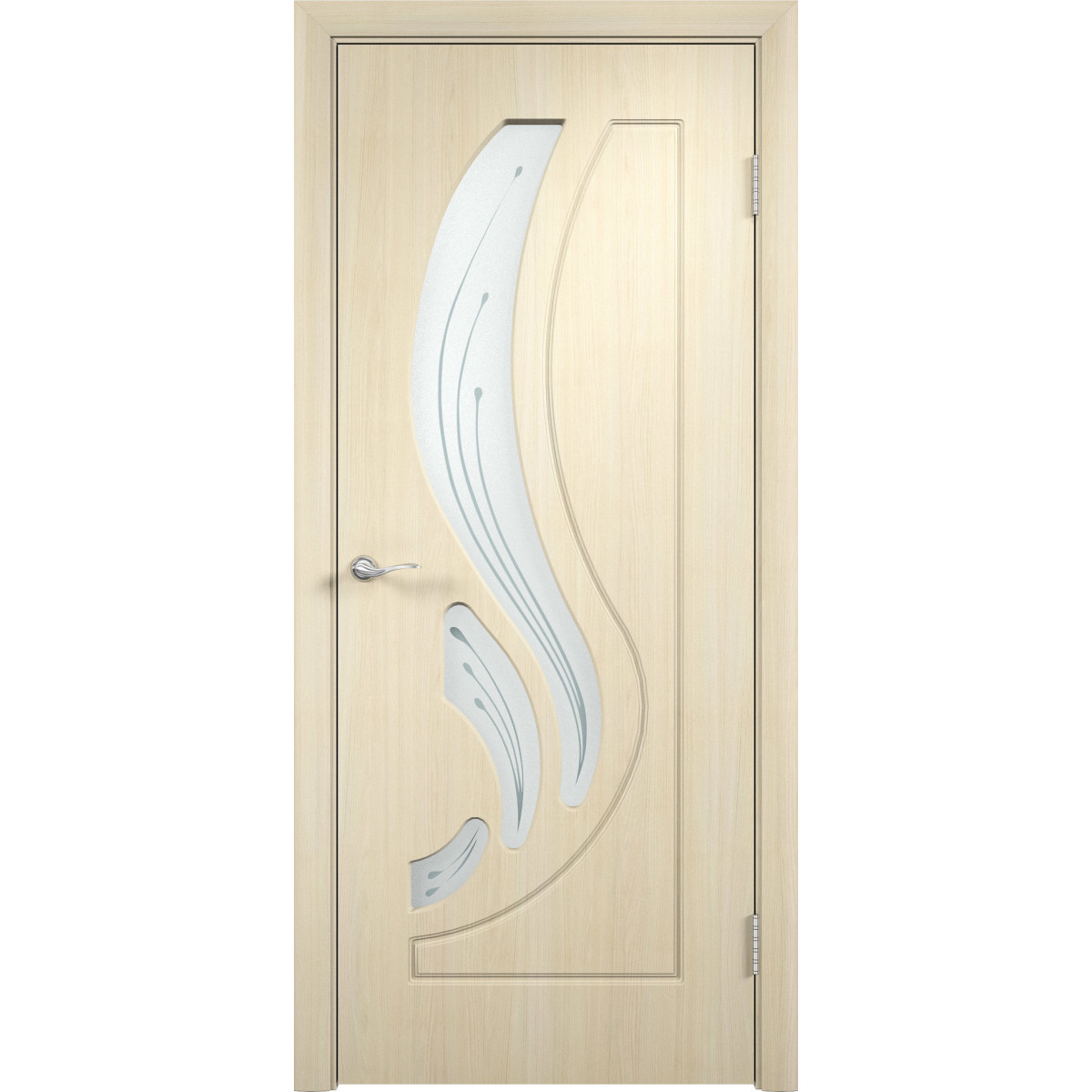 Дверное полотно Verda Лиана МП_0420 2000х700х40 мм МДФ