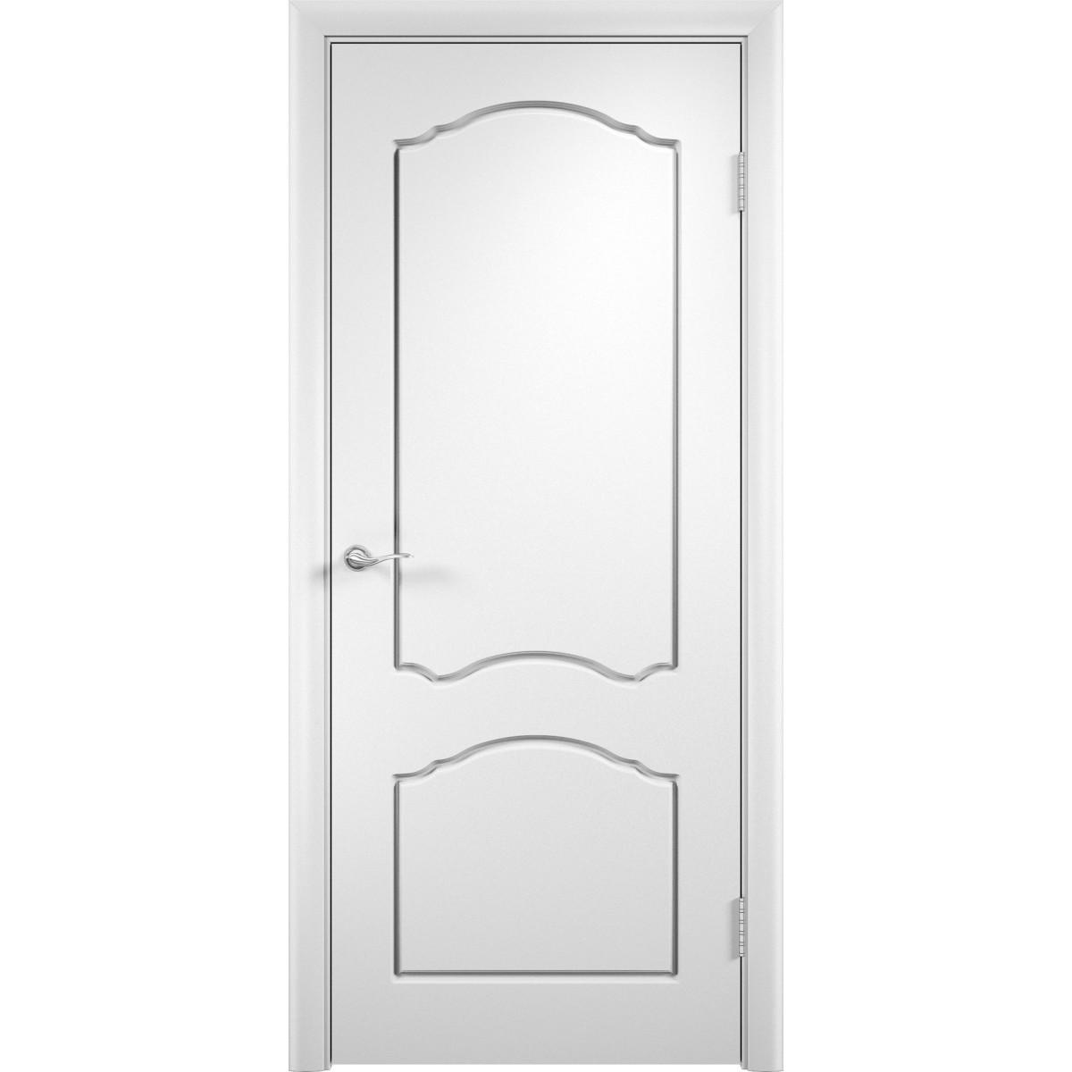 Дверное полотно Verda Лидия МП_0448 2000х900х40 мм МДФ