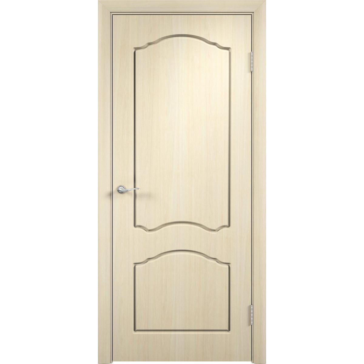 Дверное полотно Verda Лидия МП_0449 2000х600х40 мм МДФ