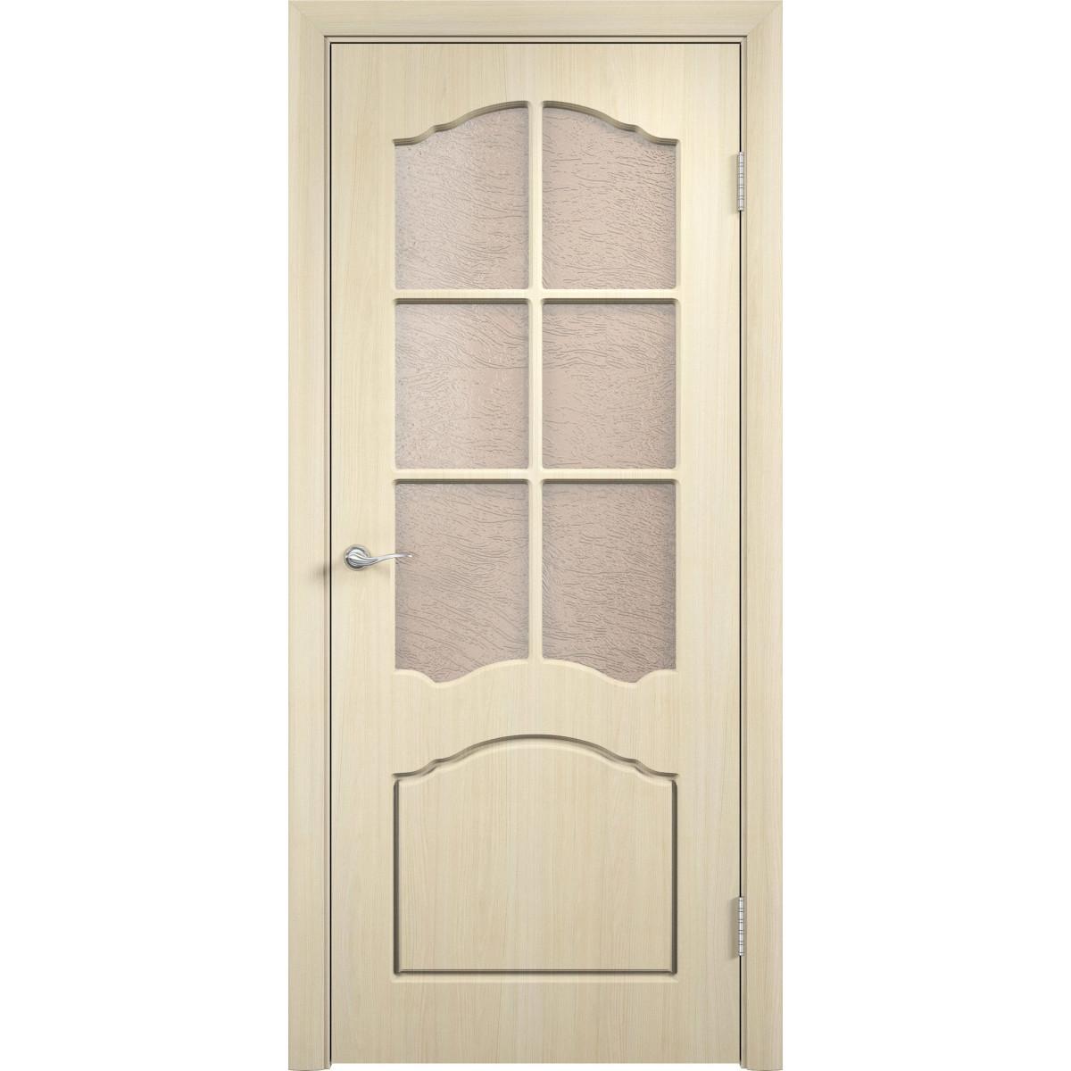 Дверное полотно Verda Лидия МП_0461 2000х600х40 мм МДФ