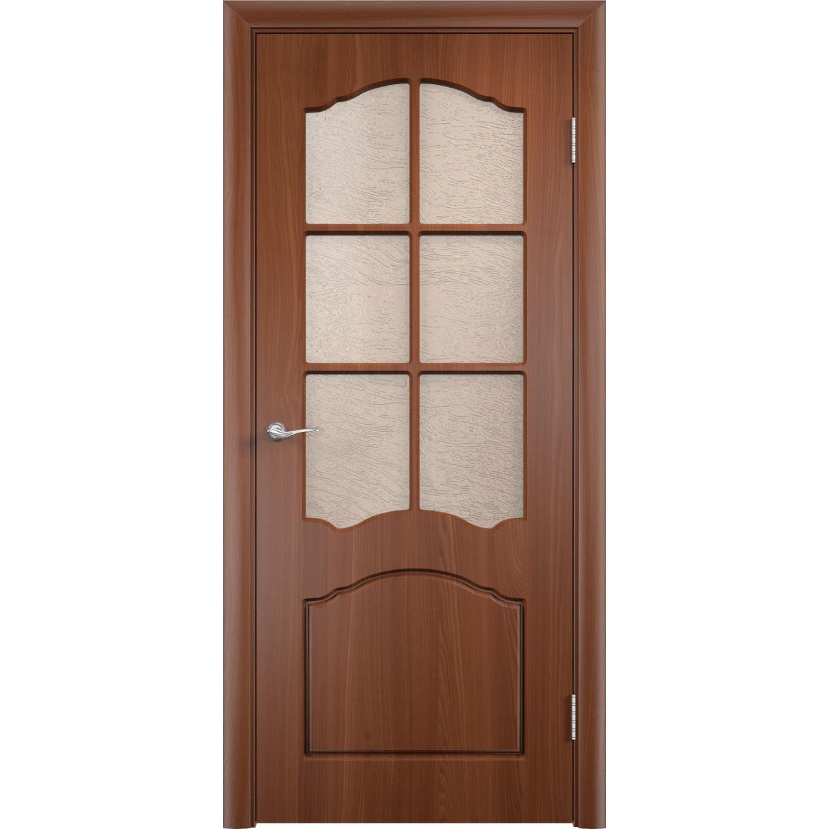 Дверное полотно Verda Лидия МП_0468 2000х900х40 мм МДФ