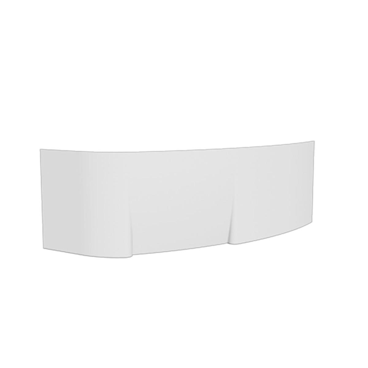Передняя панель для ванны Ravak Asymmetric левая 170 см + крепеж CZ48100000