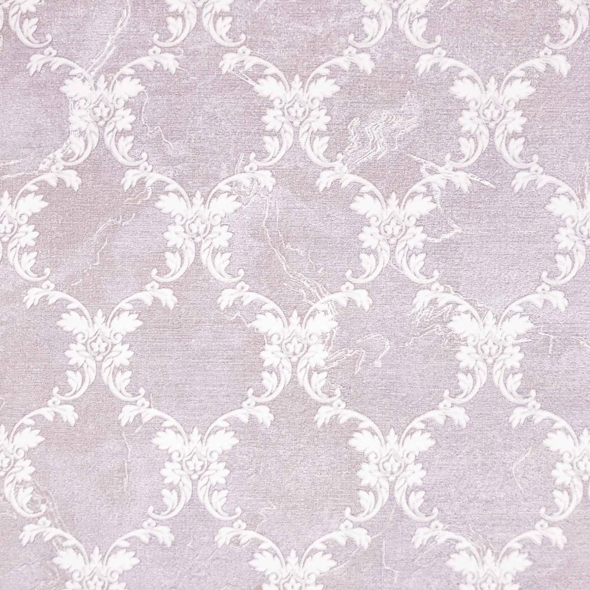 Декоративные обои Индустрия Ambra розовые 1.06 м 167062-94