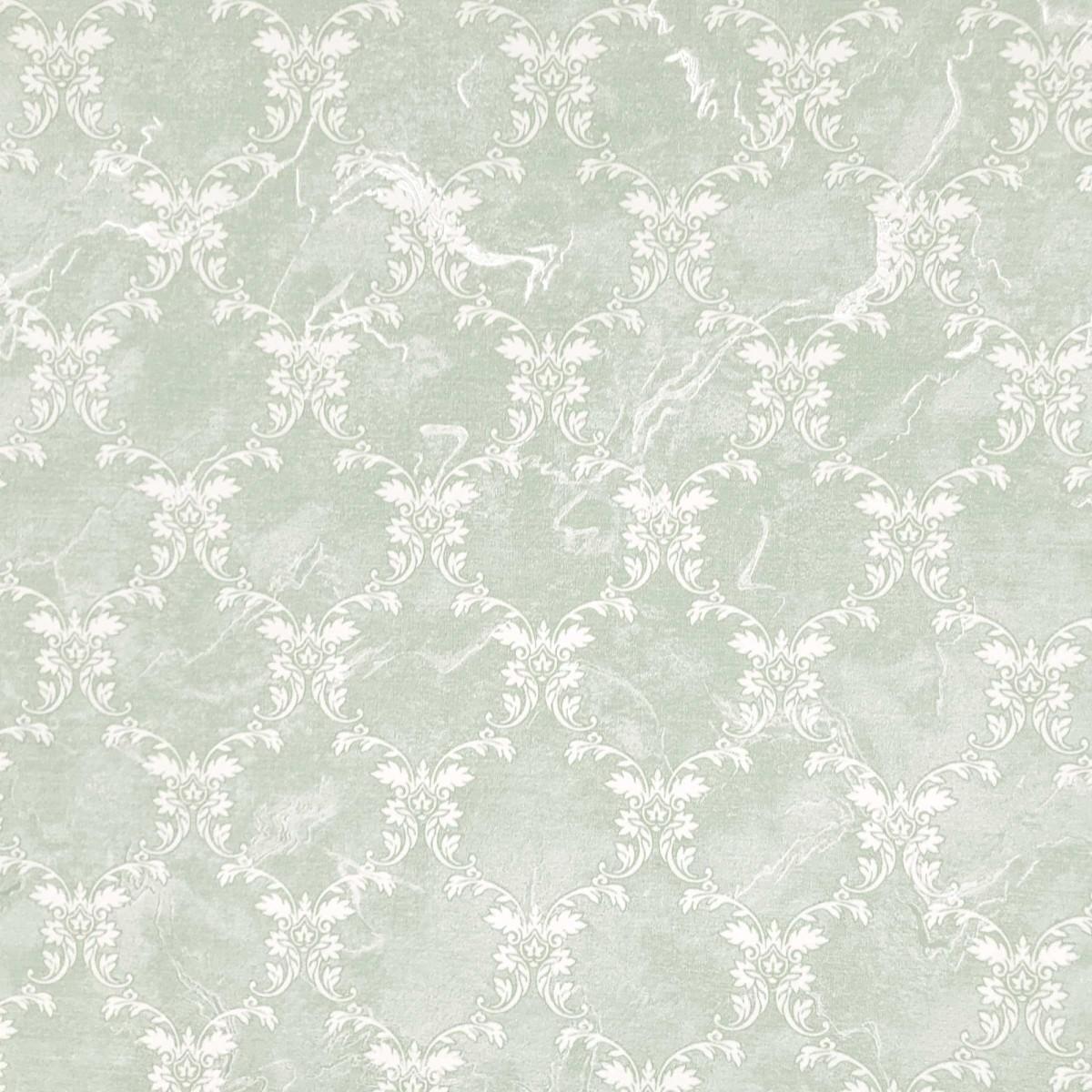 Декоративные обои Индустрия Ambra зеленые 1.06 м 167062-95