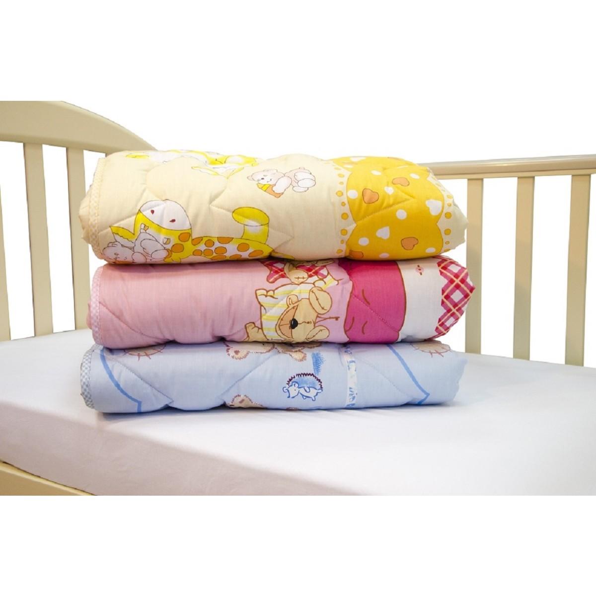 Одеяло детское Ol-tex Baby БХП-11-2 110х140 см холфитекс