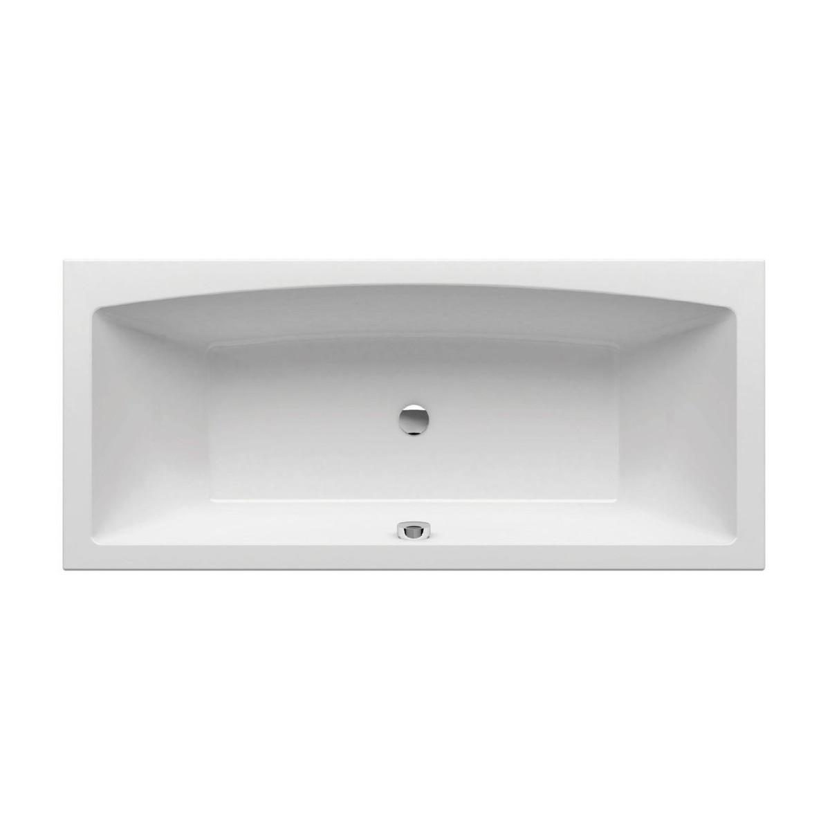 Акриловая прямоугольная ванна Ravak Formy 02 180x80 см C891000000