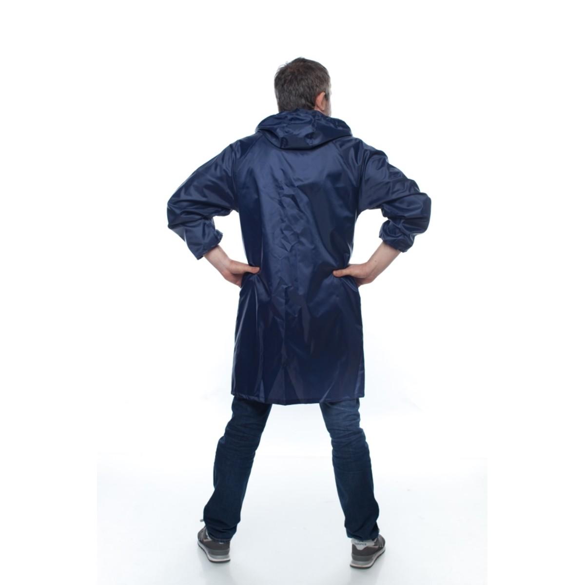 Влагозащитный плащ-дождевик Waterway 800-60-62 синий