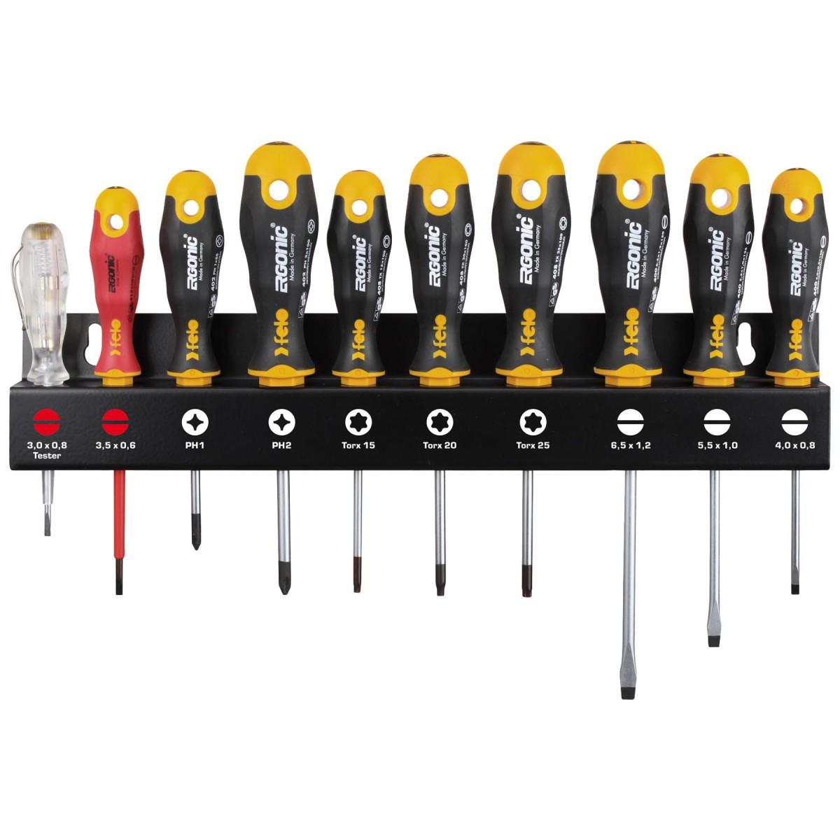 Набор диэлектрических отверток Felo 40091013
