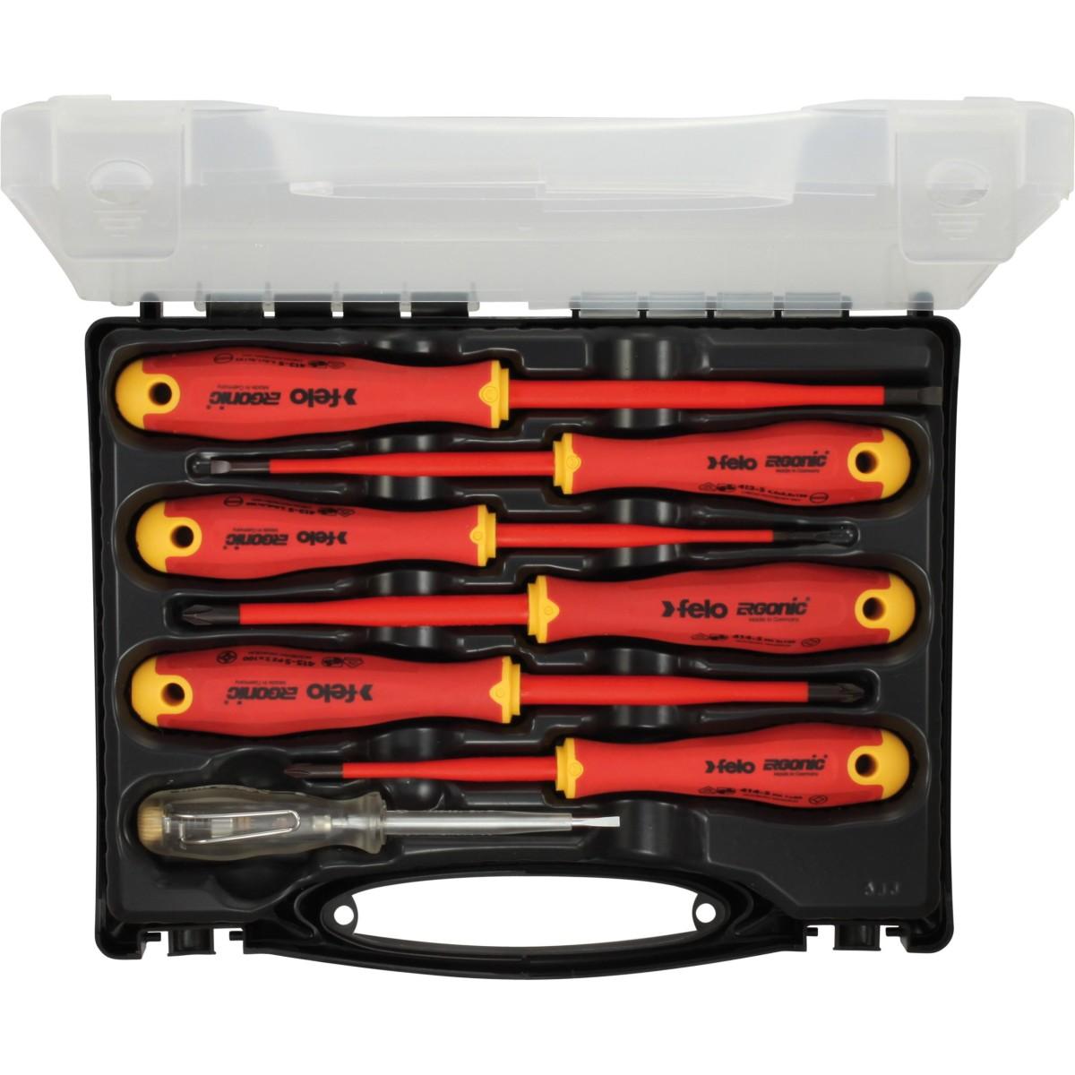 Набор диэлектрических отверток Felo 41380736