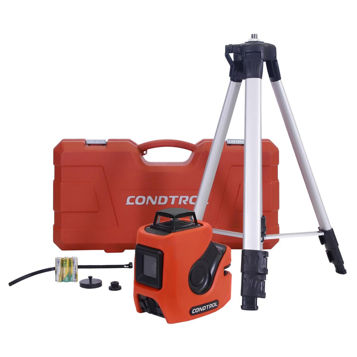 Лазерный нивелир CONDTROL NEO X1-360 Set