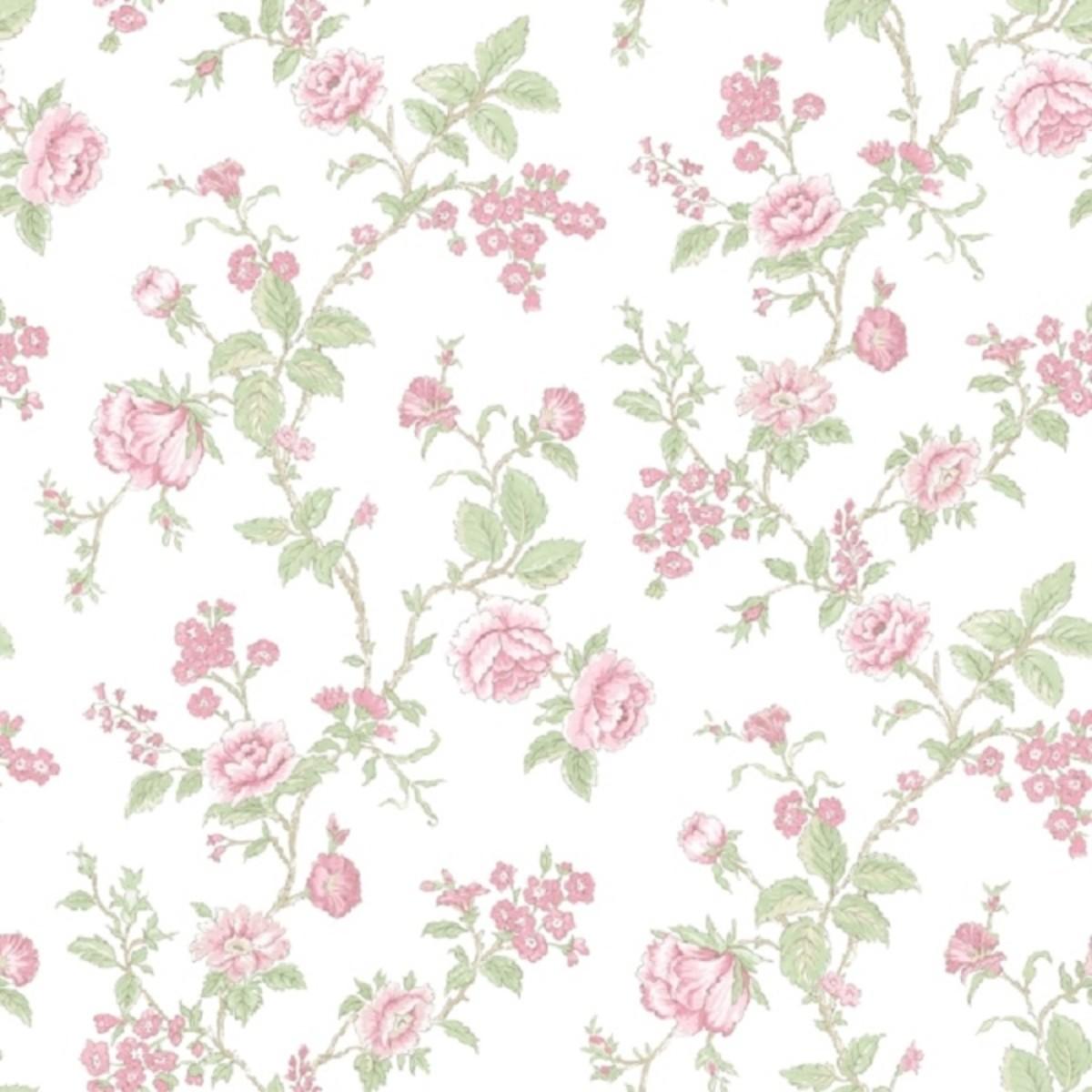 Виниловые обои Aura розовые G67295 0.53 м