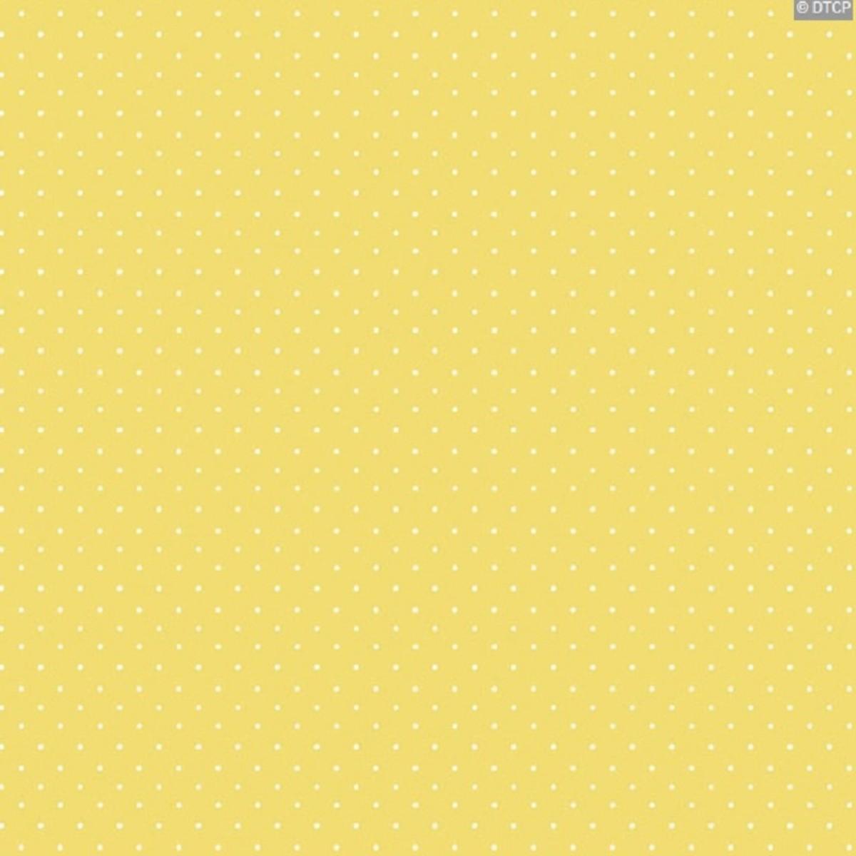 Виниловые обои Aura желтые G56054 0.53 м