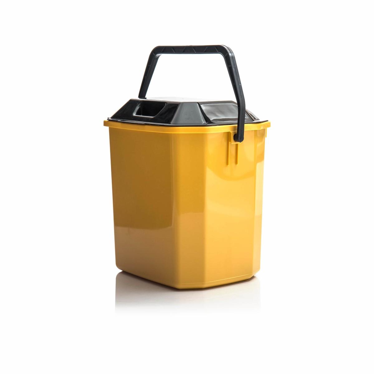 Корзина для мусора Полимербыт 4316304 10 л