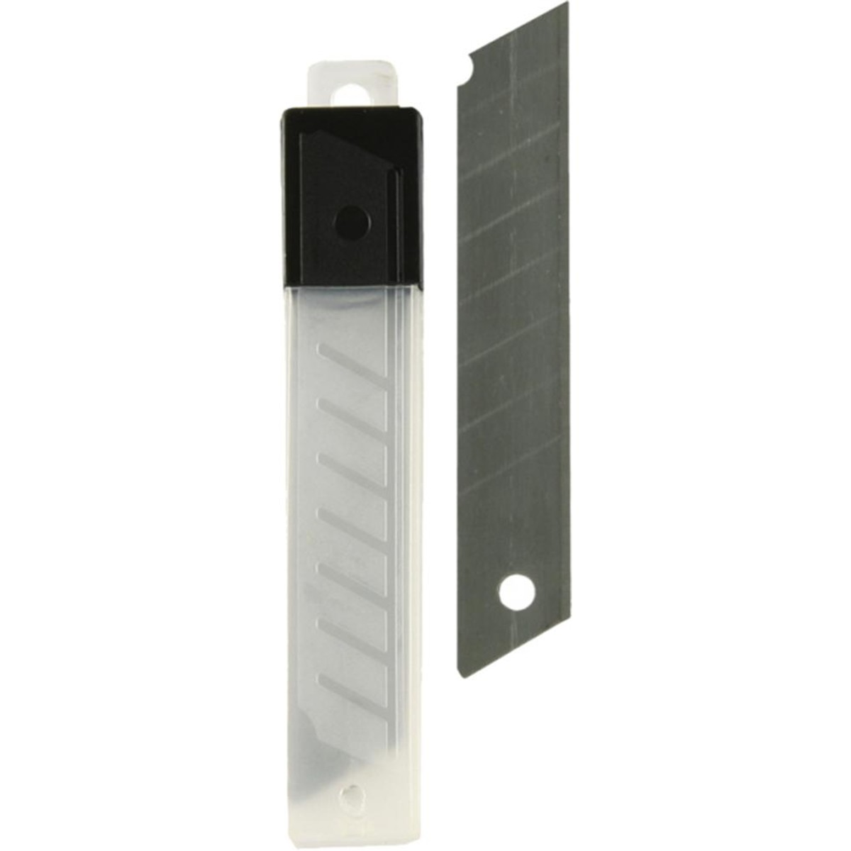Лезвие для строительного ножа Кедр 18 мм  набор  5 шт.(10/400)  031-0003