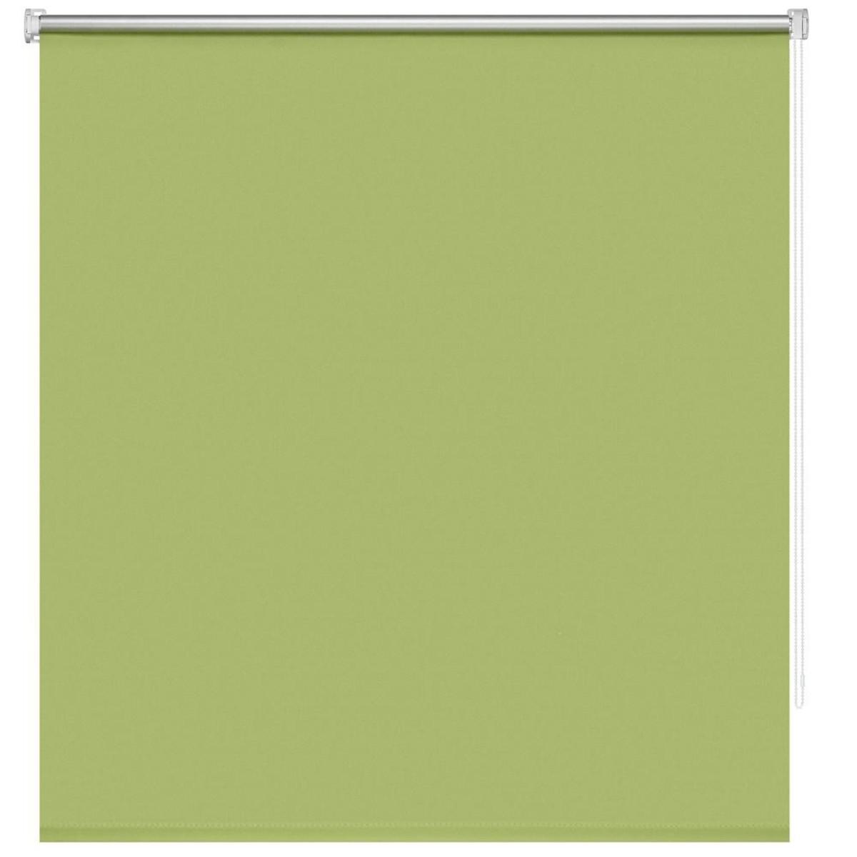 Рулонная Ора Decofest Блэкаут Плайн 140Х175 Цвет Зеленый