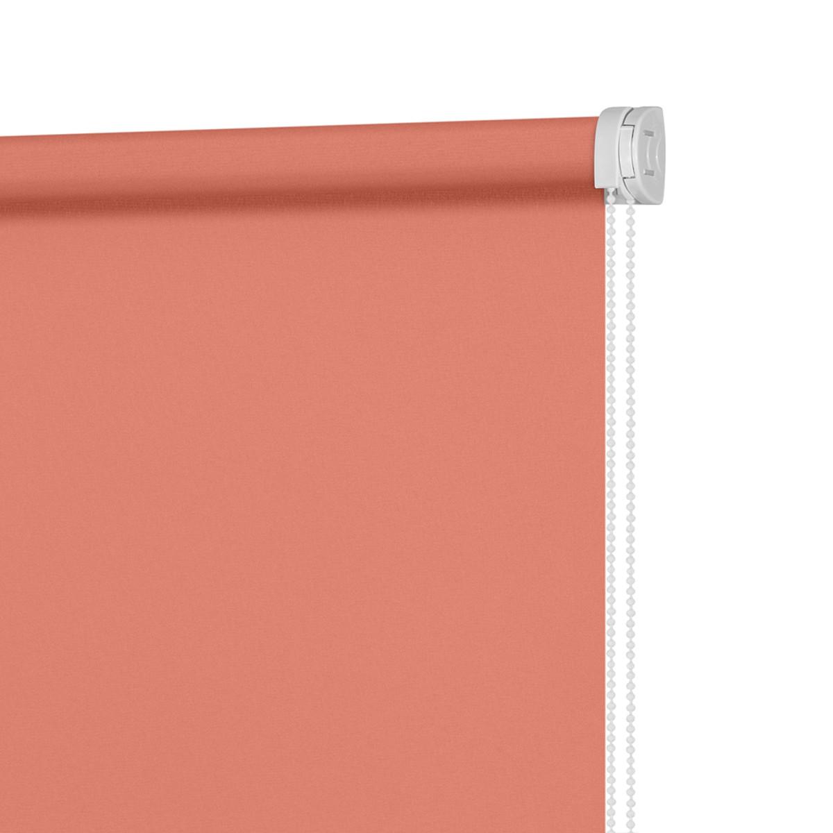 Рулонная Ора Decofest Плайн 140Х175 Цвет Красный