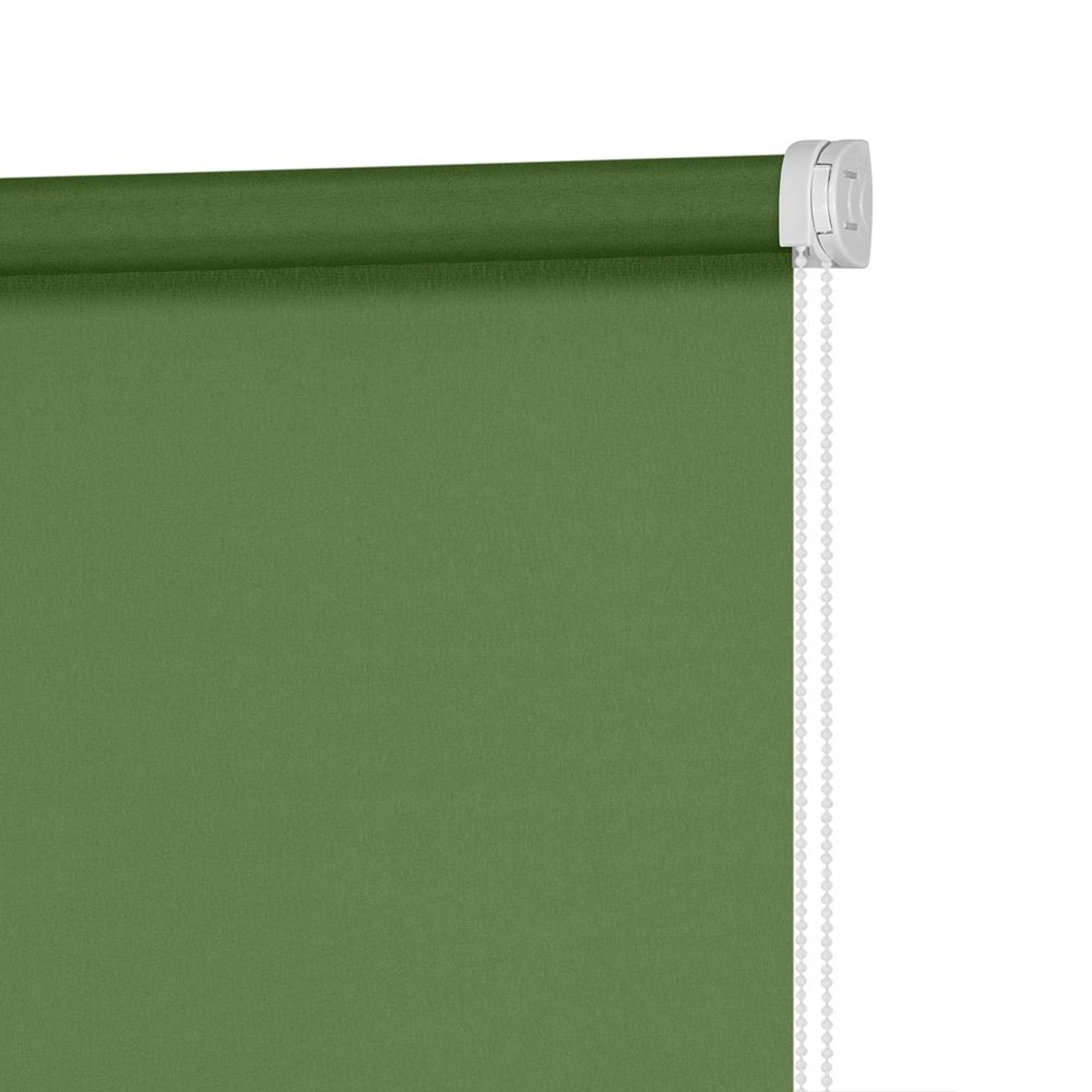 Рулонная Ора Decofest Плайн 140Х175 Цвет Зеленый