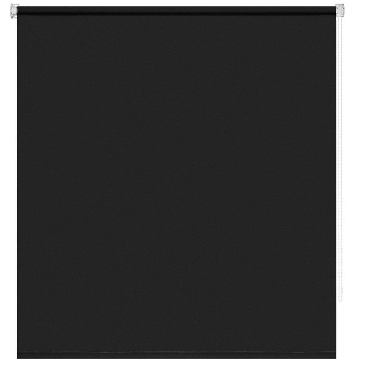 Рулонная Ора Decofest Плайн 140Х175 Цвет Черный