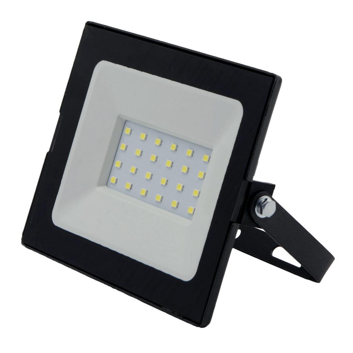Прожектор уличный светодиодный Glanzen Fad FAD-0003-30-SL IP65 6500 К 2400 Лм