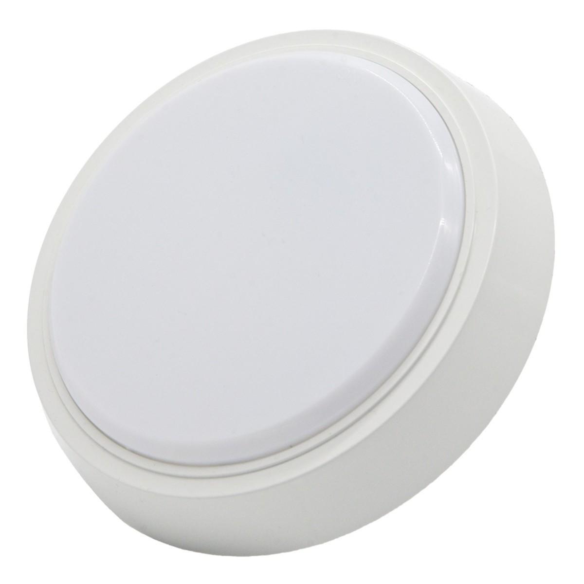 Cветодиодный светильник ЖКХ GLANZEN 8Вт RPD-0001-08-мат круг 4000K IP40