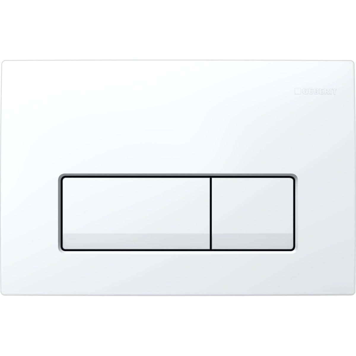 Панель смыва для нисталляции Geberit Delta 51 115.105.11.1