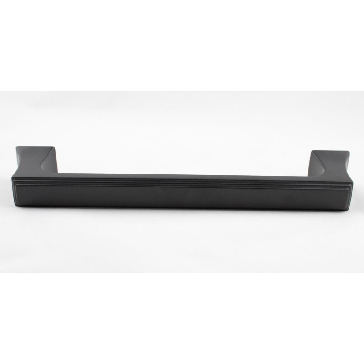 Ручка-Скоба Modda 160 Латунь Черный Troya-890-04-160