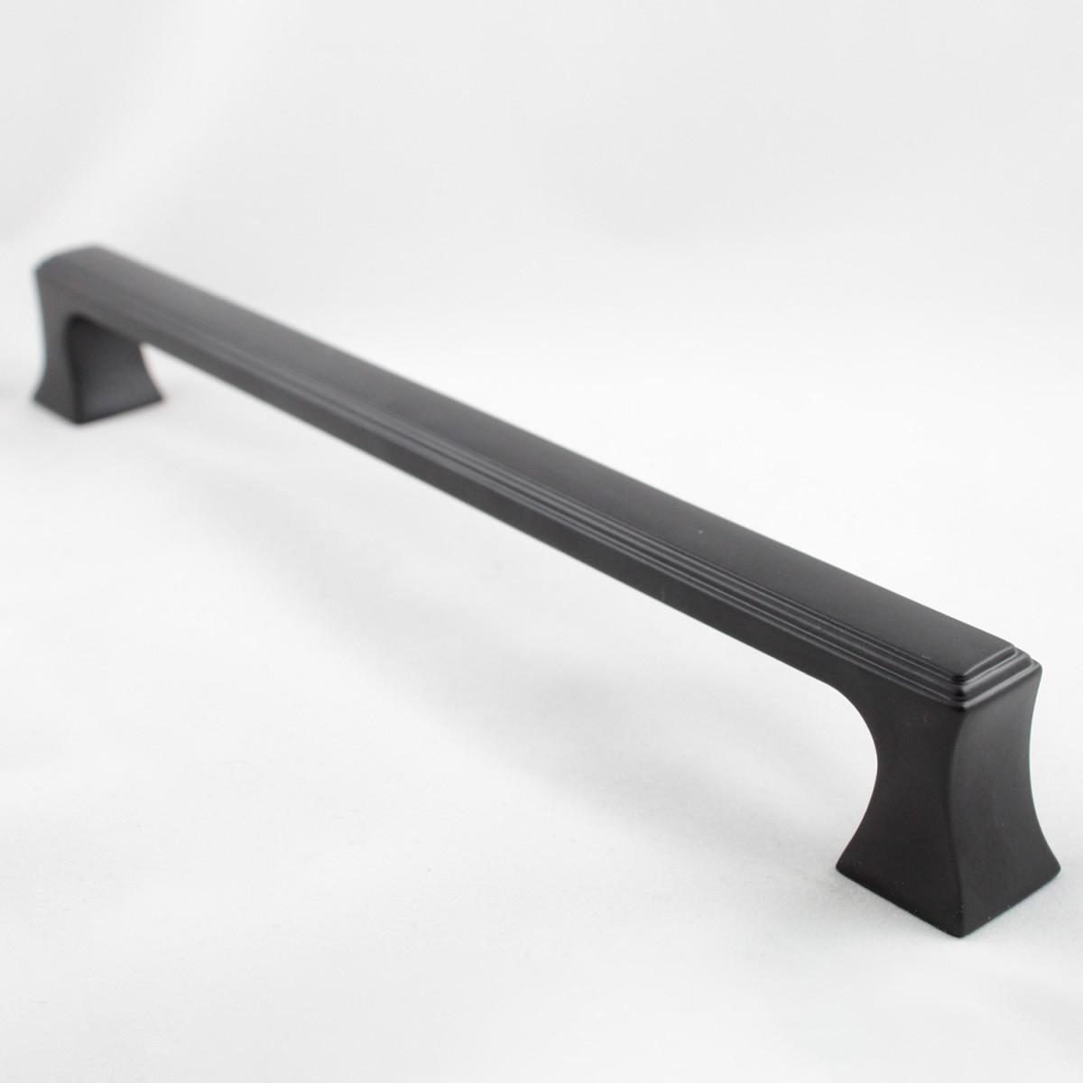 Ручка-Скоба Modda 320 Латунь Черный Troya-890-04-320