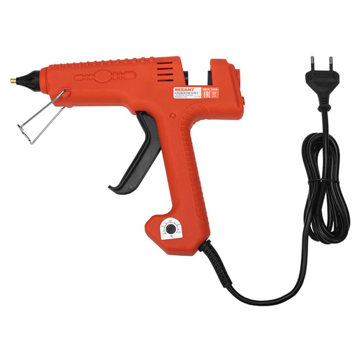 Клеевой пистолет Rexant Expert 300 Вт d=11 мм