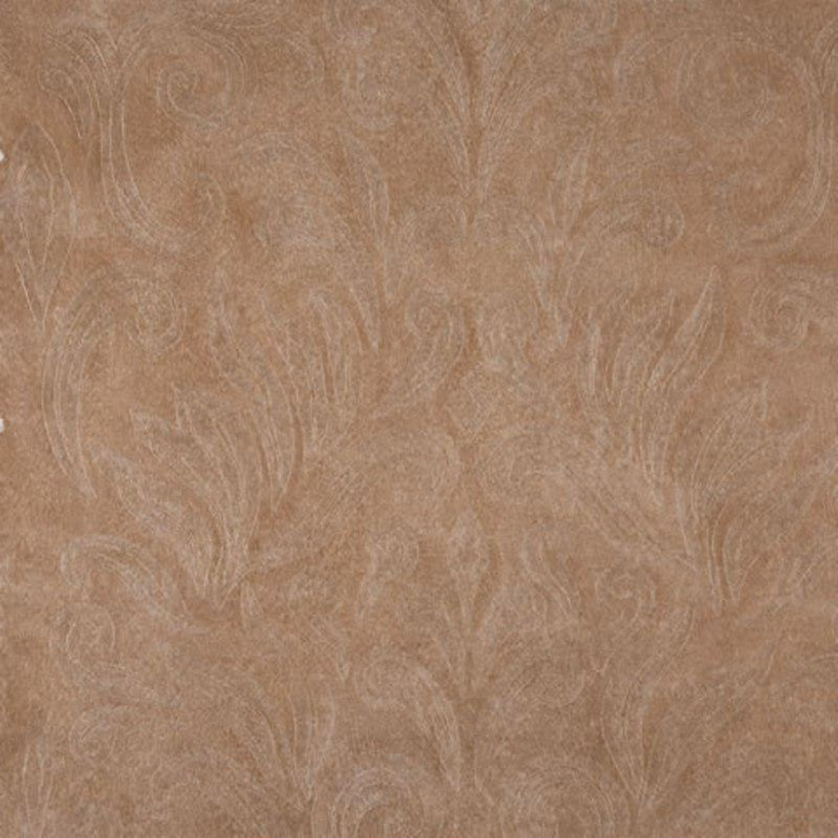Обои бумажные York Wallcoverings Silver Leaf желтые PM92317 0.68 м