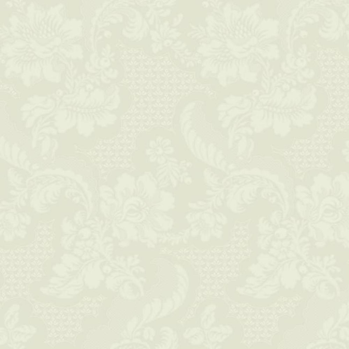 Обои бумажные York Wallcoverings Williamsburg III серые GS6257 0.68 м