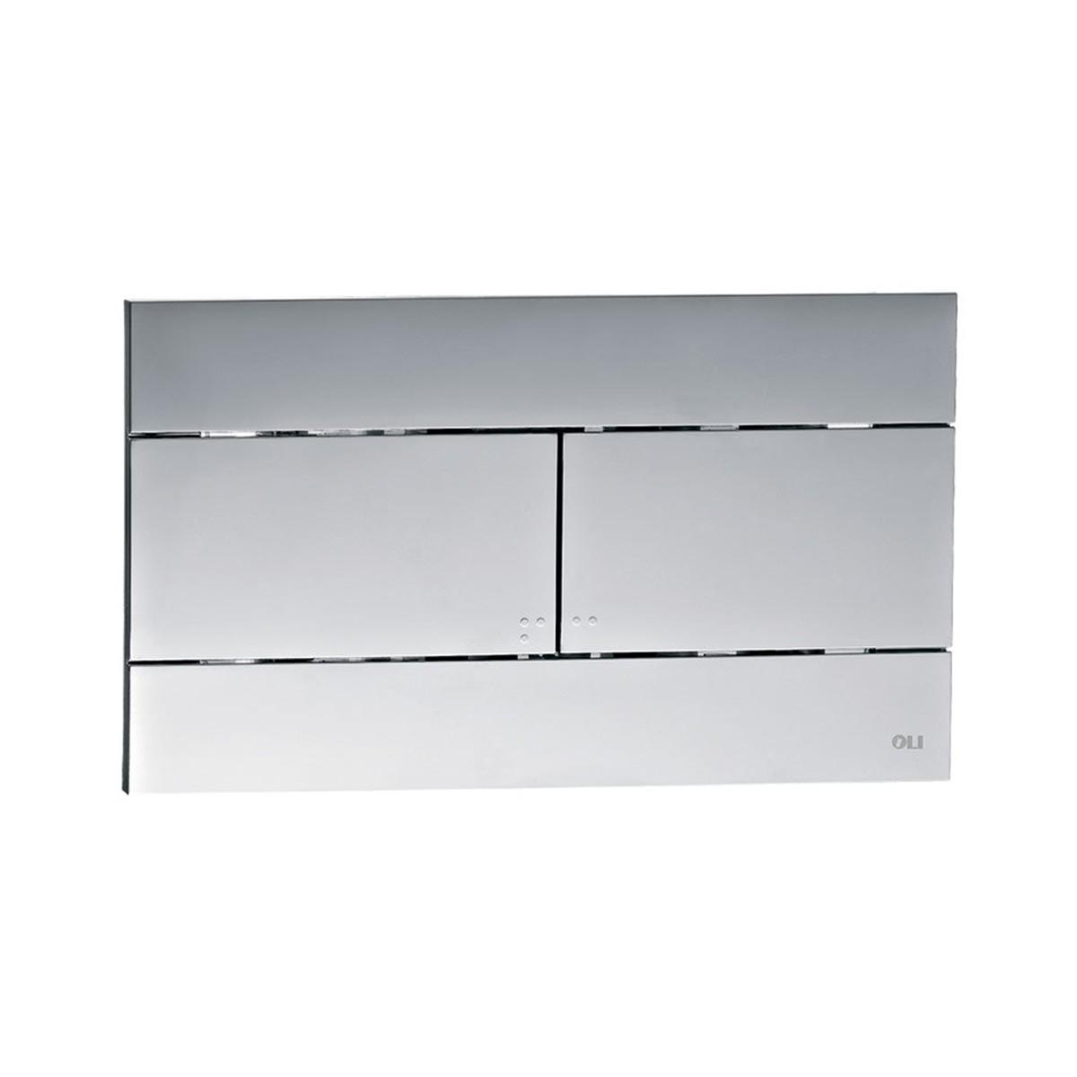 Панель смыва для инсталляции Oli Slim 659046