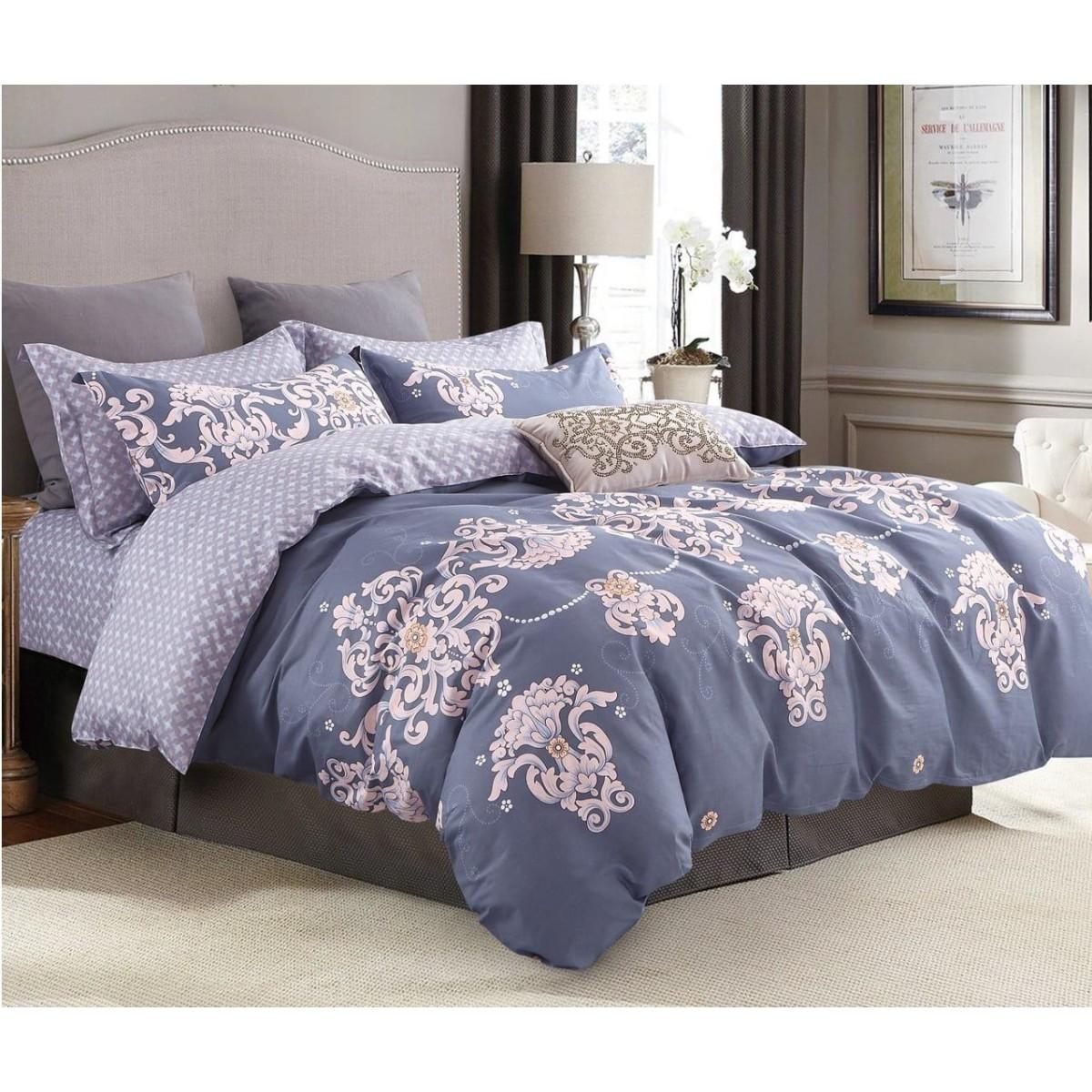 Комплект постельного белья 15-спальный Jardin 3420/813