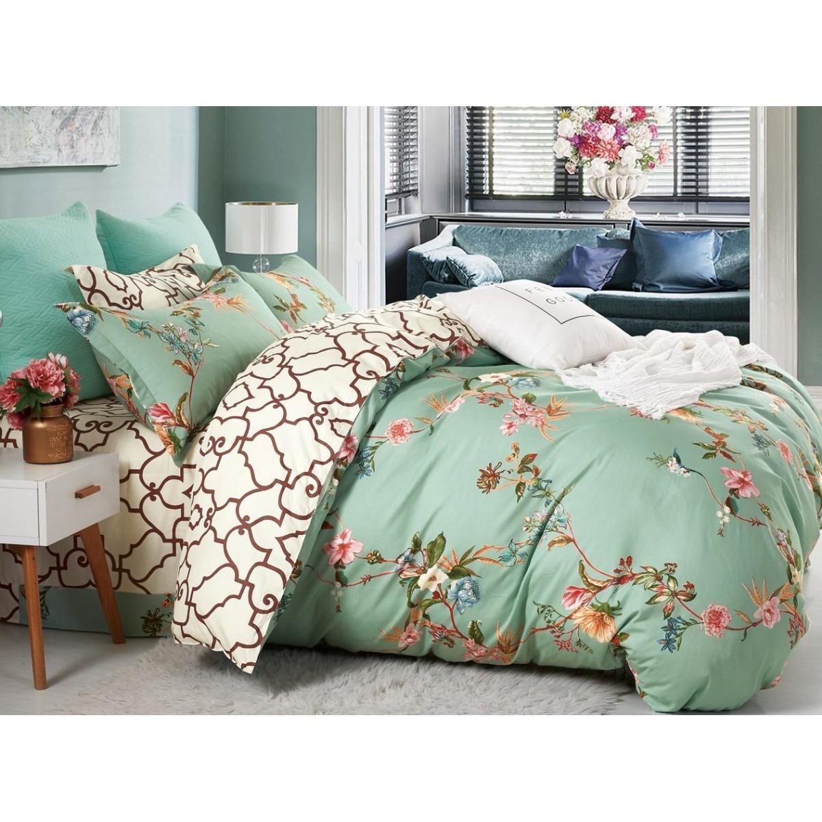 Комплект постельного белья 2-спальный Jardin 3820/160/823