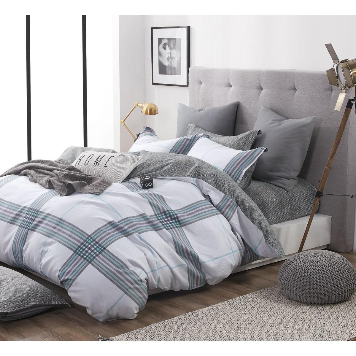 Комплект постельного белья 2-спальный Jardin 3820/160/855