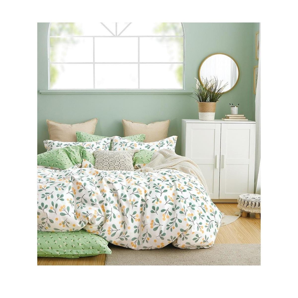 Комплект постельного белья 2-спальный Jardin 3820/160/860