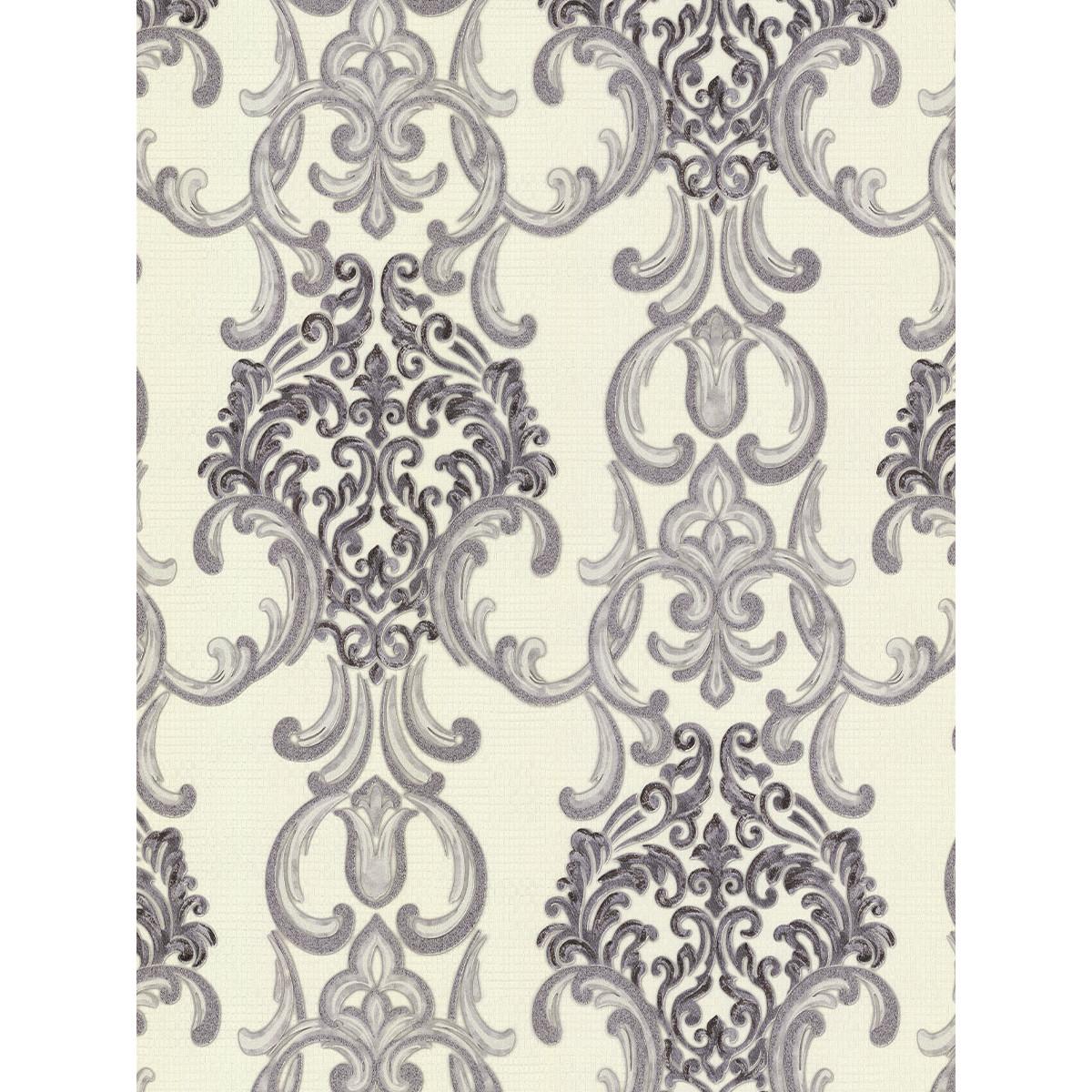 Декоративные обои Gianfranco Ferre Home белые 61042GF 0.7 м