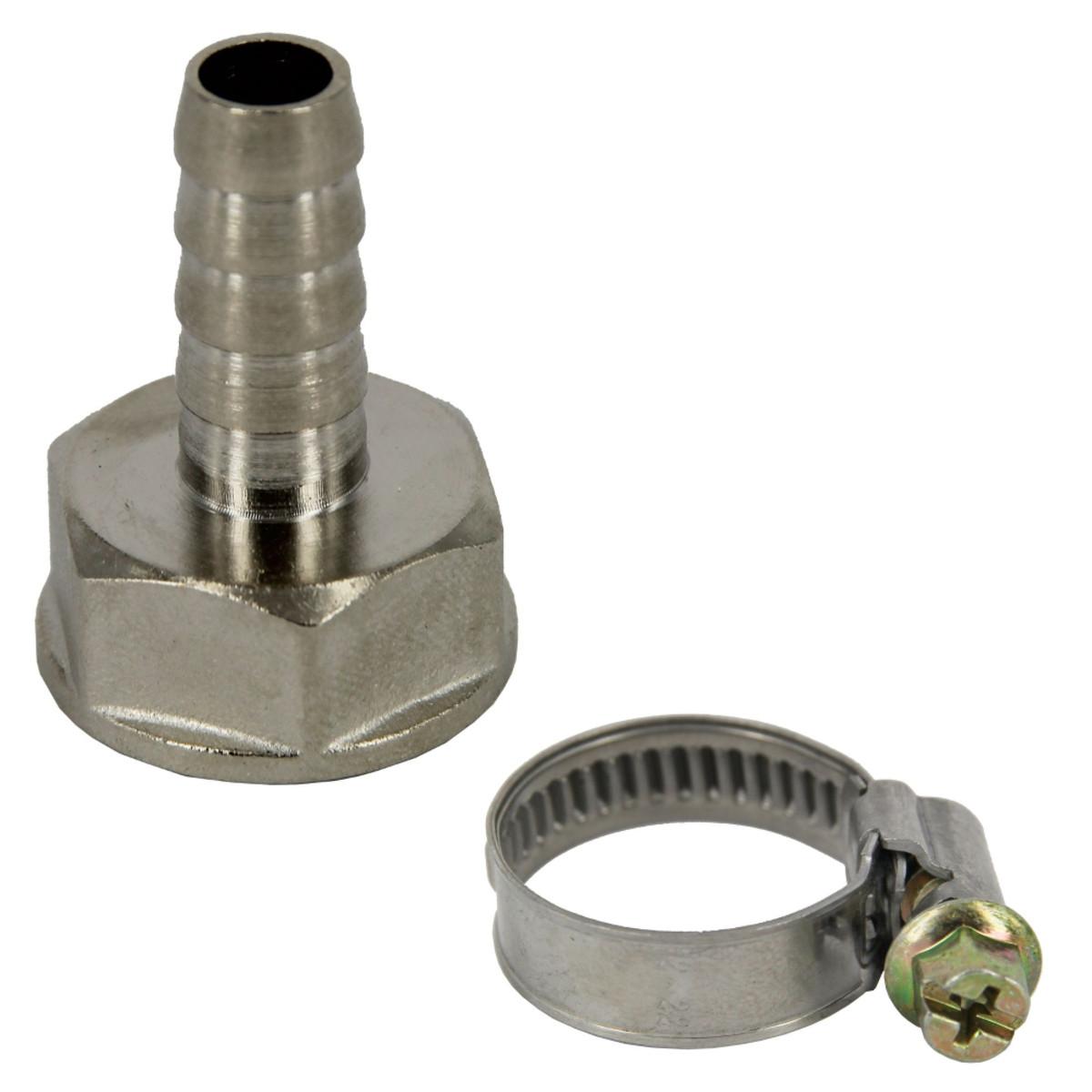 Комплект для подключения садового шланга MasterProf ДС.020031