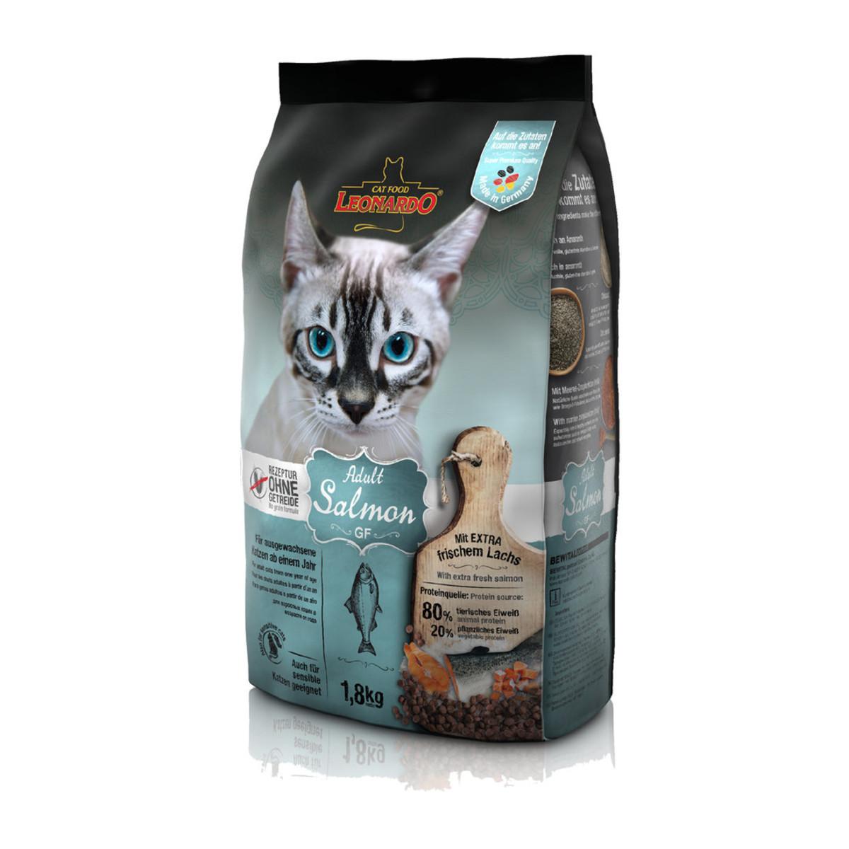 Сухой корм для кошек Leonardo 18 кг 1 шт