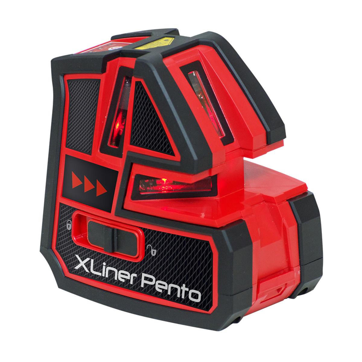 Лазерный нивелир Condtrol Xliner Pento 1-2-029