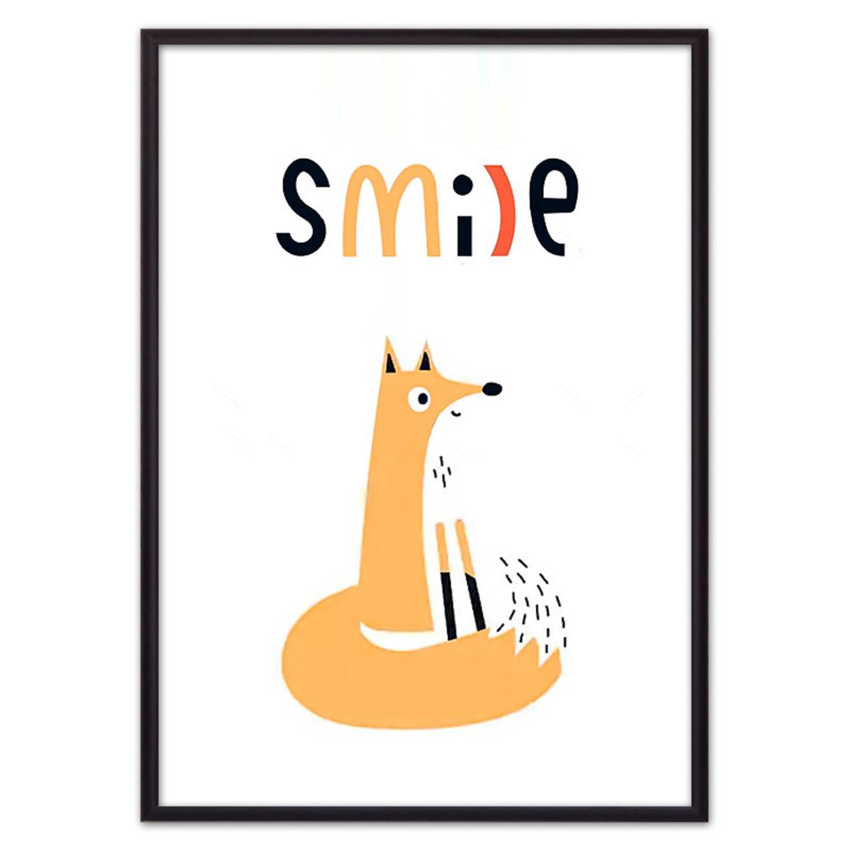 Постер Дом Корлеоне Лиса Smile 07-0596-40х60 40х60 см