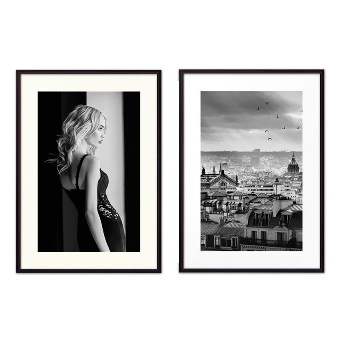 Набор постеров Дом Корлеоне Коллаж Fashion №10 08-0014-60х90 40х60 см