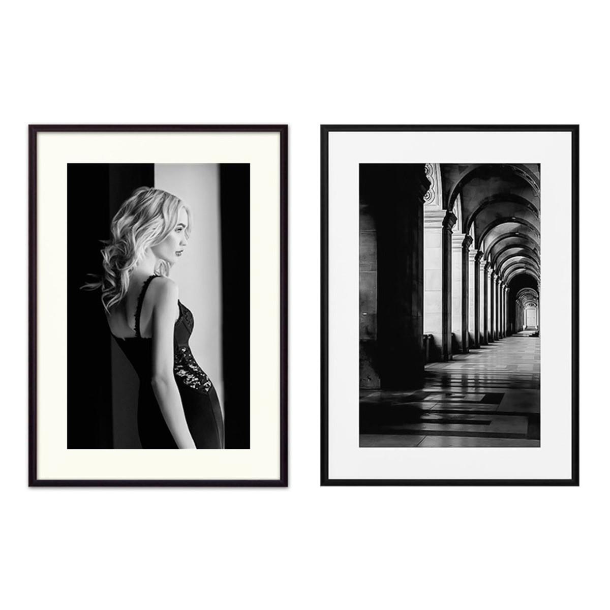 Набор постеров Дом Корлеоне Коллаж Fashion №11 08-0015-40х70 30х40 см