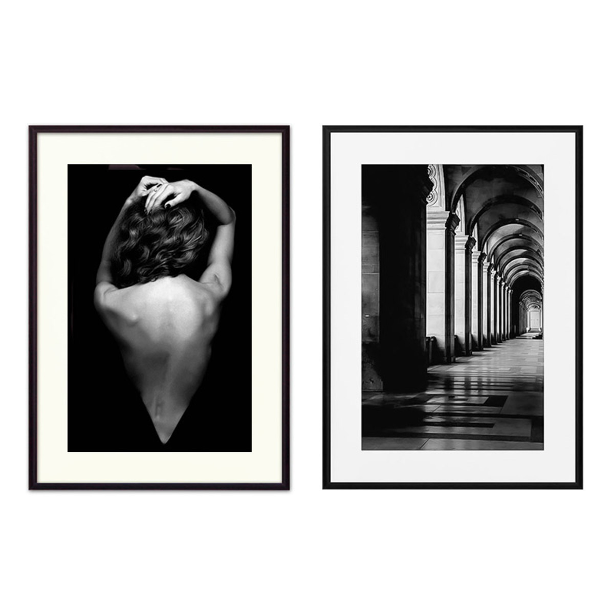 Набор постеров Дом Корлеоне Коллаж Fashion №12 08-0016-60х90 40х60 см